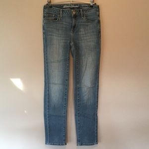Eddie Bauer Elysian Slim Straight Jeans